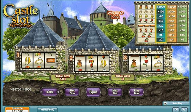 Castle Slot 1