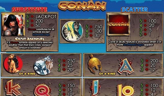 Conan el Bárbaro 1