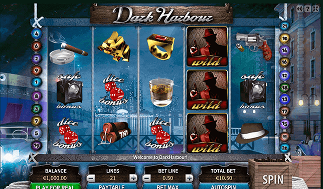 Dark-harbor