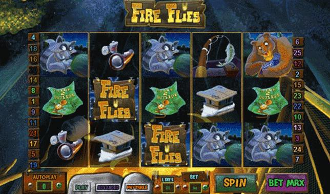 Fire Flies 1