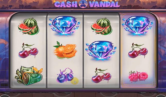 PlaynGo Cash Vandal
