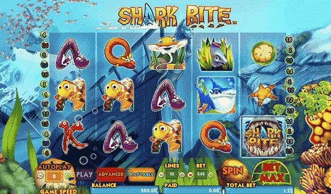 Shark Bite 1