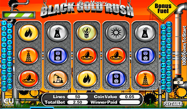 Black Gold Rush