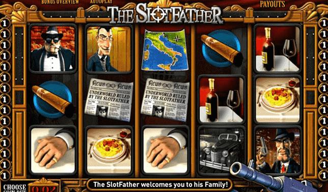 Tragaperras The Slotfather