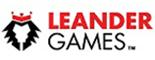 leander games logo