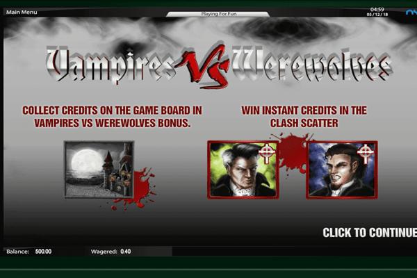 Vampires vs Werewolves 2