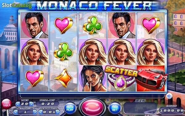Monaco Fever
