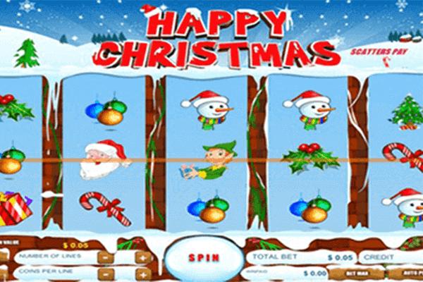Happy Christmas slot