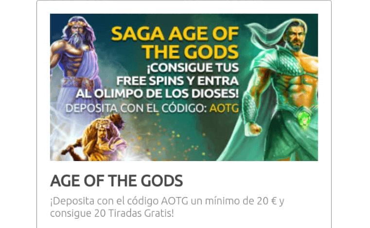 age of the gods merkurmagic
