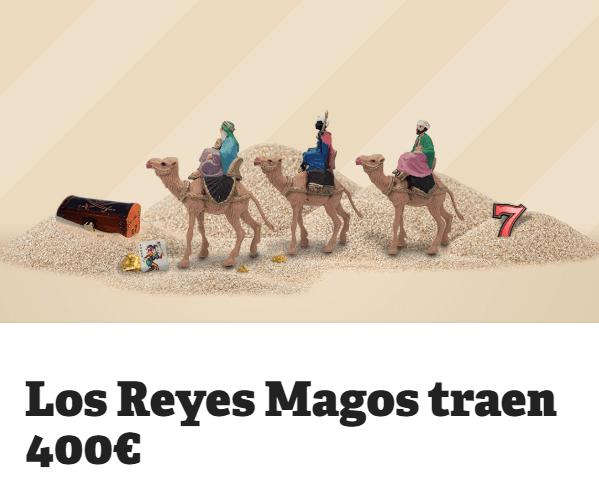 bono reyes magos paf casino
