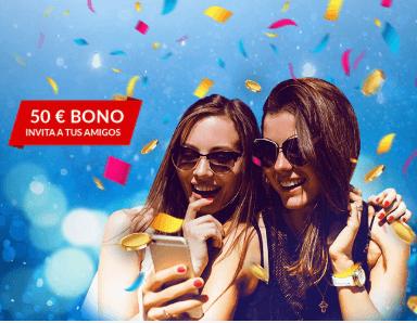 Bono 50€ StarVegas