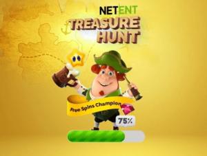 caza del tesoro betsson