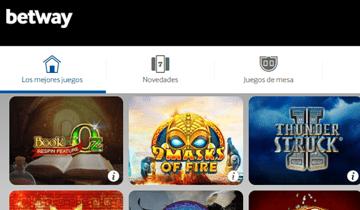 betway casino online españa