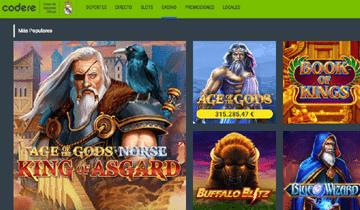 codere juegos de casinos online