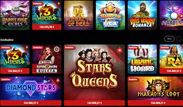 pokerstars casino juegos populares