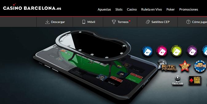 casino barcelona poker
