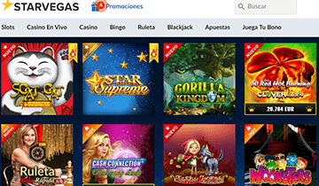 stravegas casino online españa