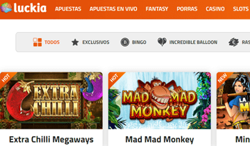 luckia casino online españa