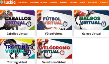 luckia juegos de casino virtuales