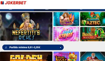 jokerbet casino online en españa