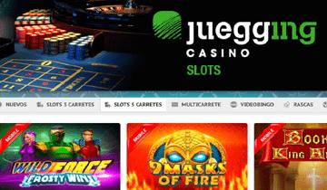 juegging slots online de casino