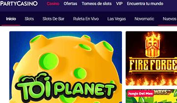 juegos populares en PartyCasino