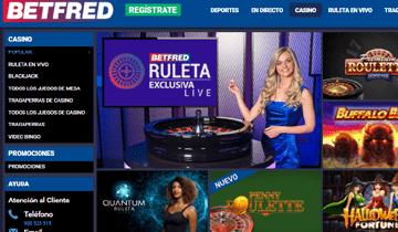 betfred casino online españa