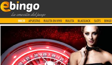 ebingo casino online