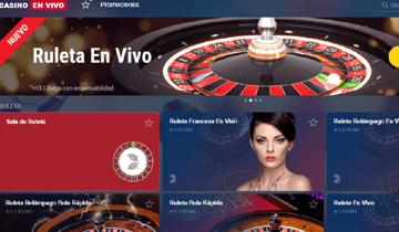 marathon bet juegos de casino en vivo