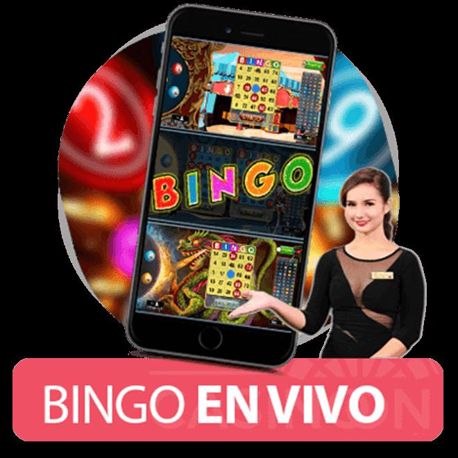 bingo en vivo