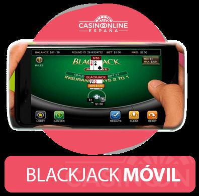 blackjack movil