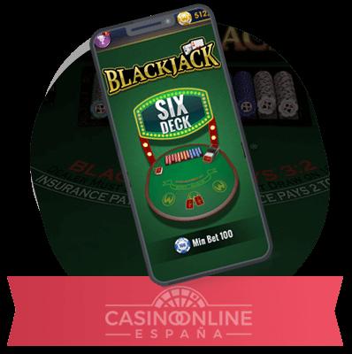 blackjack para movil