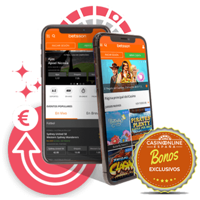 bonos casino exclusivos