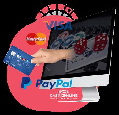formas de pago casinos online