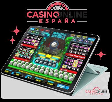 jugar bingo electronico