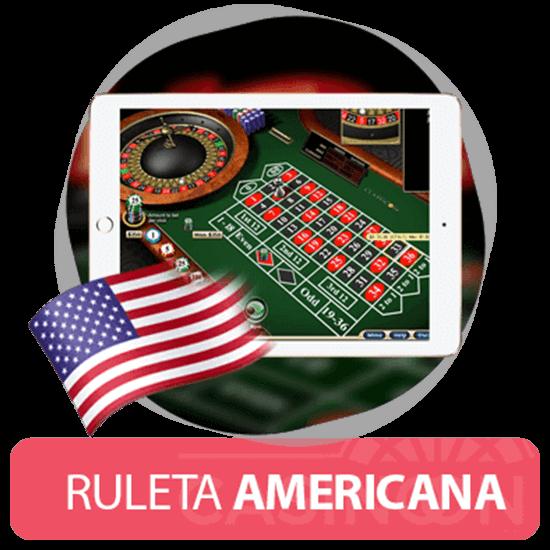 ruleta americana