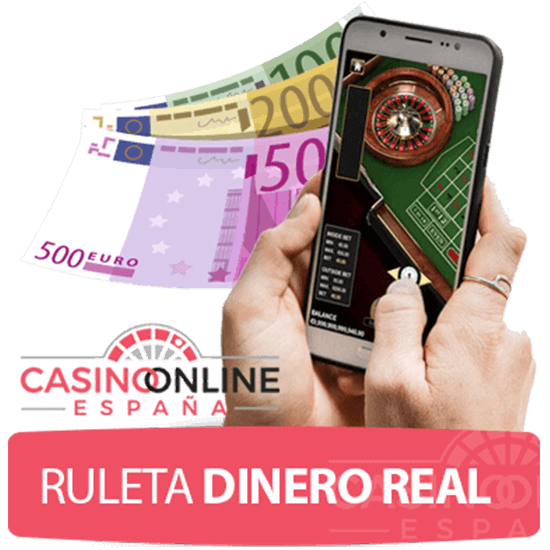 ruleta dinero real