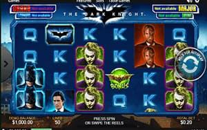 The dark Knight gratis