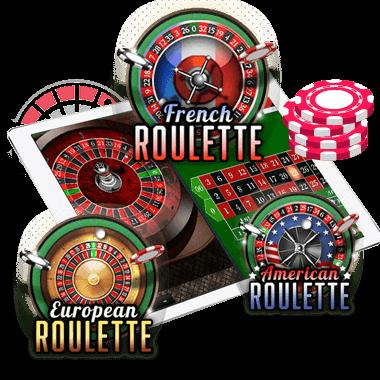 variantes de la ruleta