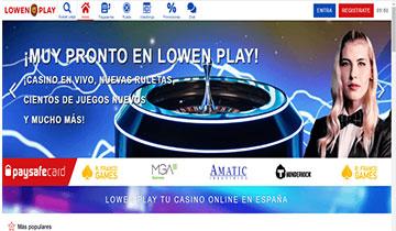 Lowen Play España